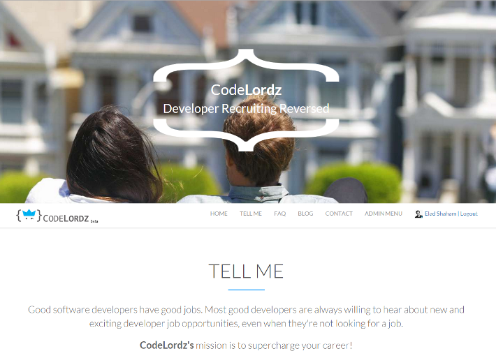 CodeLordz Website